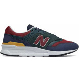 New Balance Sneakers 997h blue & dark red