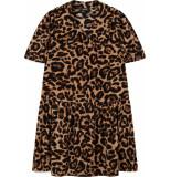 Refined Department Dress leopard