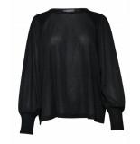 Mos Mosh 139990 801 mosmosh kamilla ls blouse black