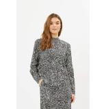Minimum 185189055 zeta short sleeved blouse.
