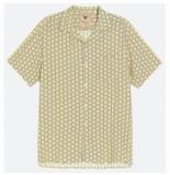 OAS Blouse men geometric shirt