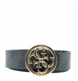 Guess Cordelia logo revble pant belt