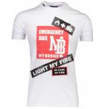 My Brand Korte mouw t-shirt