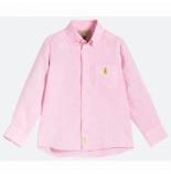 OAS Blouse kids pink pear linen shirt