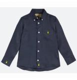 OAS Blouse kids marine pineapple linen shirt