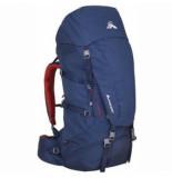 Macpac Backpack torlesse 65 aztec black iris s3