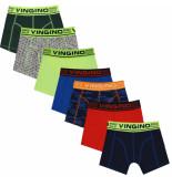 Vingino Boxer multicolor 7 pack