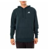 New Balance Felpa uomo essentials embroidered hoodie mt11550tkk