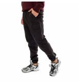 New Balance Pantaloni uomo athletics woven cargo pant mp13501bk