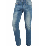 Mustang heren jeans lengte 32 tapered fit stretch oregon -