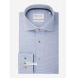 Michaelis Dobby overhemd (extra lange mouwen)