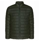 Rains Jas trekker jacket green