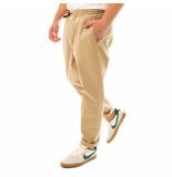 Shoe Pantaloni uomo gabardine pants with elastic waist paz85100.snd