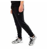 Shoe Pantaloni tuta uomo zip pockets sweatpant pier03.blk