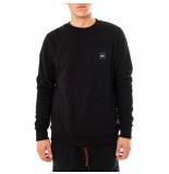 Shoe Felpa uomo crewneck sweatshirt with pocket gore01.blk