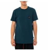 Shoe T-shirt uomo short sleeve t-shirt with pocket teo01.teel