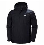Helly Hansen Regenjas men dubliner insulated jacket navy