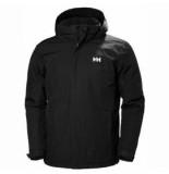 Helly Hansen Regenjas men dubliner insulated jacket black