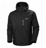 Helly Hansen Regenjas men squamish cis jacket black