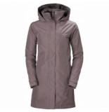 Helly Hansen Regenjas women aden insulated coat sparrow grey