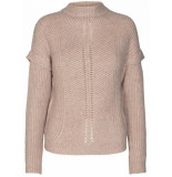 Co'Couture Rowie pullover zand