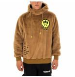 Barrow Felpa uomo hoodie ecofur unisex 029579.094