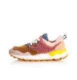 Flower Mountain Sneakers donna pampas woman teddy 001.2015418.01.0m02
