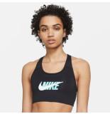 Nike w nk df swsh icnclsh gx bra -