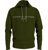 Tommy Hilfiger Tommy logo hoody mw0mw11599/gyy