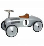 Retro Roller Loopauto jean silver