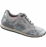 Est1842 Sneaker zilver