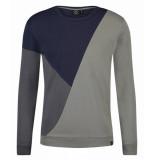 Kultivate 1701041024 309 sweater oakland midnight