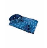 Giordano Overhemd lucas blue blauw