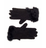 EMU Australia Handschoen pine creek gloves black zwart