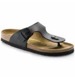 Birkenstock slippers 033154 zwart