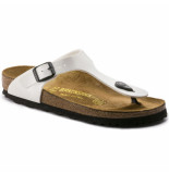 Birkenstock Slippers sandalen 033454 wit