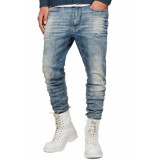 G-Star D-staq 3d super slim lt vintage aged destroy denim