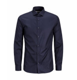 Jack & Jones Overhemd davy dark navy blauw