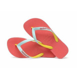 Havaianas Slipper top mix coralnew coral rood