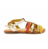 Gioseppo Sandalen goud