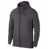 Nike M nk dry hoodie fz hprdr lt 037477 zwart