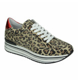 SPM Sneakers 039899 bruin