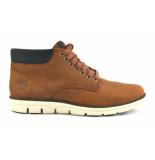 Timberland Boots cognac