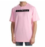 John Richmond T-shirt over corneia roze