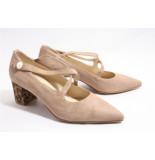 Lilian 11230 pumps beige