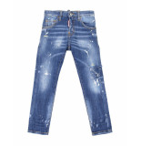 Dsquared2 Jeans marvin blue blauw