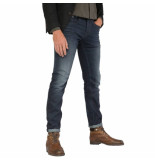 PME Legend Ptr650 dbu jeans skymaster stretch denim blauw