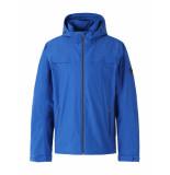 Tenson Jas weatherproof blue marc blauw