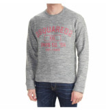 Dsquared2 2 sweatshirt grijs