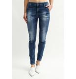 Maryley jeans B501 Maryley blauw